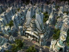 Screenshot ze hry Anno 2070